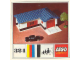 Instruction No: 324  Name: House with Garage