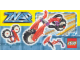 Instruction No: 3506  Name: Motorbike