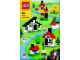 Instruction No: 3600  Name: Build Your Own House Tub