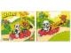 Instruction No: 3628  Name: Perry Panda & Chester Chimp