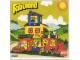 Instruction No: 3678  Name: The Fabuland House