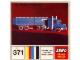 Instruction No: 371  Name: Motorized Truck Set