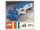 Instruction No: 375  Name: Refrigerator Truck and Trailer