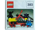 Instruction No: 383  Name: Truck with Excavator