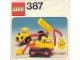 Instruction No: 387  Name: Excavator and Dumper