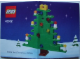 Instruction No: 40002  Name: Christmas Tree polybag