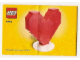 Instruction No: 40004  Name: Heart 2010 polybag