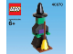 Instruction No: 40070  Name: Monthly Mini Model Build Set - 2013 10 October, Witch polybag