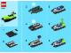 Instruction No: 40099  Name: Monthly Mini Model Build Set - 2014 06 June, Jet Ski polybag