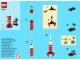 Instruction No: 40103  Name: Monthly Mini Model Build Set - 2014 11 November, Rocket polybag