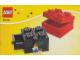 Instruction No: 40118  Name: Buildable Brick Box 2 x 2