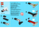Instruction No: 40127  Name: Monthly Mini Model Build Set - 2015 02 February, Space Shuttle polybag