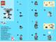 Instruction No: 40130  Name: Monthly Mini Model Build Set - 2015 05 May, Koala polybag