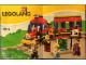 Instruction No: 40166  Name: Legoland Train