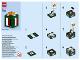 Instruction No: 40219  Name: Monthly Mini Model Build Set - 2016 12 December, Christmas Present Box polybag