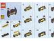 Instruction No: 40301  Name: Bat Shooter polybag