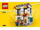 Instruction No: 40305  Name: LEGO Brand Store