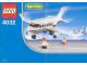 Instruction No: 4032  Name: Passenger Plane - LEGO Air Version