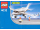 Instruction No: 4032  Name: Passenger Plane - Snowflake Version