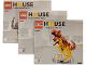 Instruction No: 40366  Name: LEGO House Dinosaurs