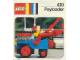 Instruction No: 410  Name: Payloader