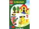 Instruction No: 4119  Name: Regular & Transparent Bricks
