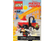 Instruction No: 4164  Name: Mickey's Fire Engine
