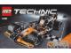 Instruction No: 42026  Name: Black Champion Racer