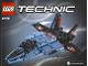 Instruction No: 42066  Name: Air Race Jet