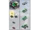 Instruction No: 4300  Name: Green Racer polybag