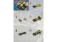Instruction No: 4308  Name: Yellow Racer polybag