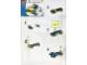 Instruction No: 4309  Name: Blue Racer polybag