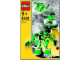 Instruction No: 4346  Name: Robo Pod (Toy Fair Nuernberg Promotion)