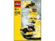 Instruction No: 4348  Name: Aero Pod (Toy Fair Nuernberg Promotion)