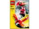 Instruction No: 4349  Name: Wild Pod (Toy Fair Nuernberg Promotion)