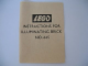 Instruction No: 445  Name: Lighting Device Pack (The Building Toy)