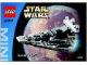 Instruction No: 4492  Name: Imperial Star Destroyer - Mini