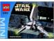 Instruction No: 4494  Name: Imperial Shuttle - Mini