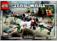 Instruction No: 4502  Name: X-wing Fighter (Dagobah), Original Trilogy Edition box