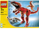 Instruction No: 4507  Name: Prehistoric Creatures