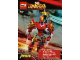 Instruction No: 4529  Name: Iron Man