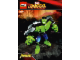 Instruction No: 4530  Name: The Hulk