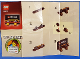 Instruction No: 4636204  Name: Ninjago Promotional Giveaway polybag