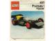 Instruction No: 491  Name: Formula 1 Racer
