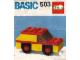 Instruction No: 503  Name: Basic Building Set