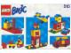 Instruction No: 515  Name: Basic Building Set