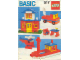 Instruction No: 517  Name: Basic Building Set