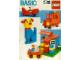 Instruction No: 520  Name: Basic Building Set