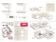 Instruction No: 520  Name: 2 x 2 Plates (architectural hobby und modelbau version)
