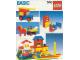Instruction No: 540  Name: Basic Building Set